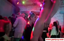 Horny chicks taking dicks on a party